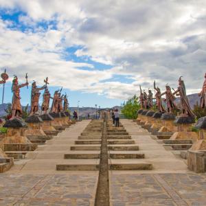 Paseo de los Incas